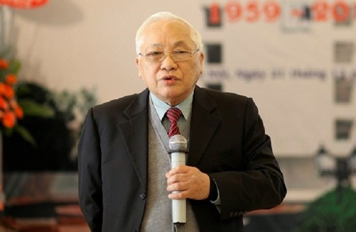 TS Phạm Sỹ Liêm - Phó chủ tịch Tổng hội Xây dựng Việt Nam