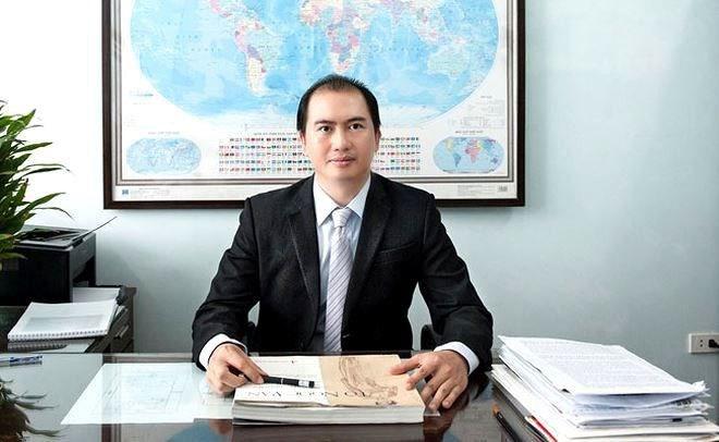 Luật sư Trương Anh Tú, Chủ tịch Công ty TAT Law firm – Đoàn luật sư TP Hà Nội.