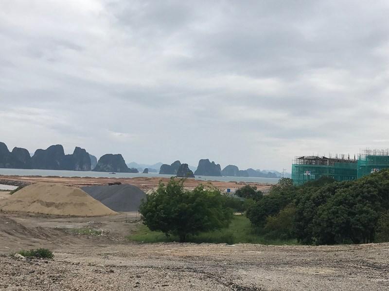 """Dự án Sonasea Vân Đồn được đánh giá có vị trí """" tựa sơn hướng thủy"""" là một khu đất vàng đẹp nhất của Vân Đồn"""