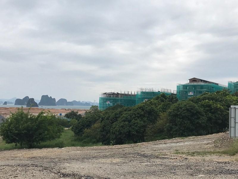 Thị trường trầm lắng, Sonasea Vân Đồn Harbor City vẫn đảm bảo tiến độ? - Ảnh 1
