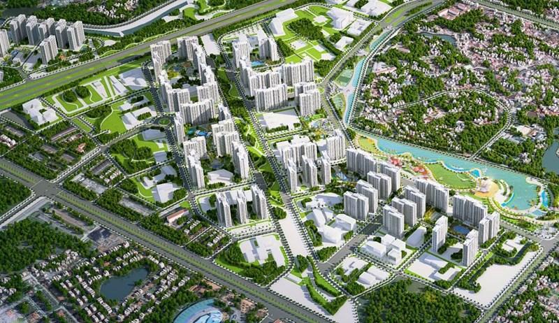 Dự án khủng VinHomes SmartCity Tây Mỗ của VinGroup dự báo sẽ thu hút phần lớn sự quan tâm của giới đầu tư thứ cấp phía Tây Hà Nội.