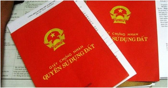 """""""Sổ đỏ"""" là giấy tờ pháp lý không thể thiếu của bất động sản"""