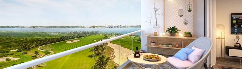 Review dự án căn hộ Golf View Luxury Aparment Đà Nẵng - Ảnh 1
