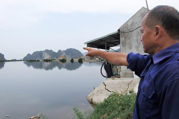"""Quảng Ninh : Người dân hoang mang trước quyết định thu hồi """" 0 đồng """" . - Ảnh 1"""