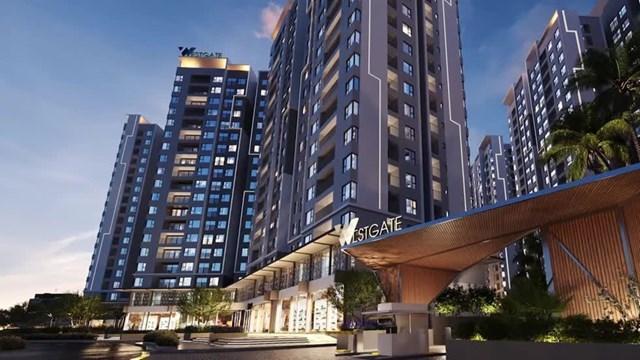 Westgate là một trong những dự án An Gia theo đuổi mô hình holding company. Nguồn: DKRS