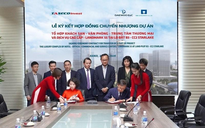 Taseco Group thâu tóm dự án 55 tầng trong KĐT Starlake - Ảnh 2