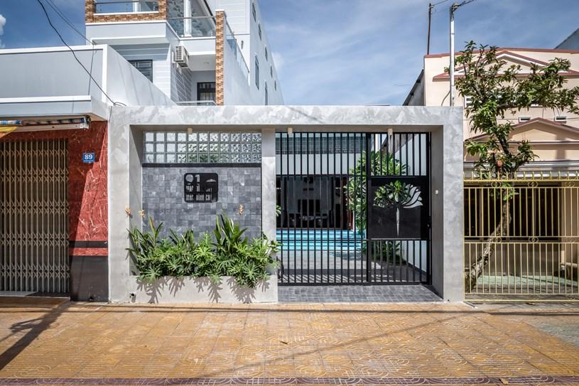 Nhà 270 m2 tại Sóc Trăng đem lại phong cách sống nghỉ dưỡng - Ảnh 1