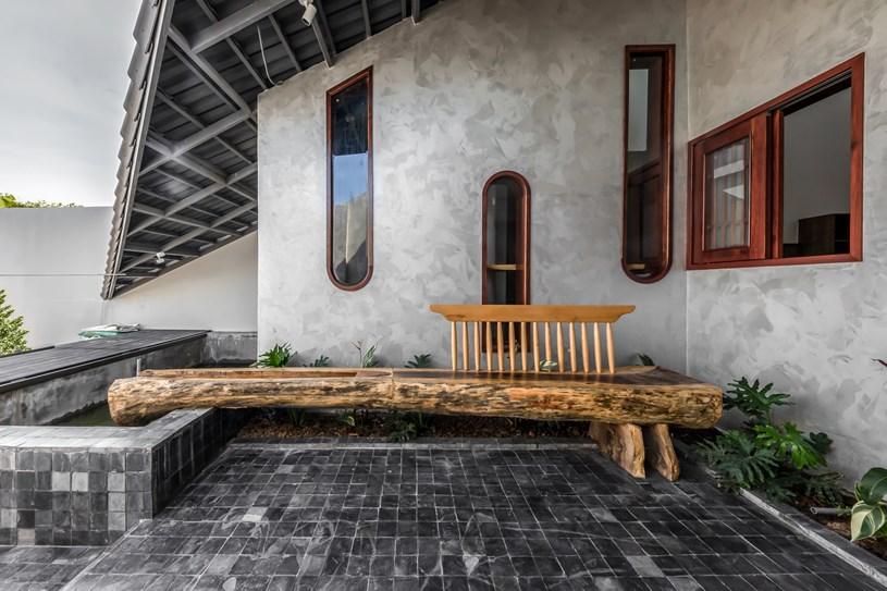 Các kiến trúc sư mong muốn ngôi nhà đem lại những tình cảm nồng ấm đến từng thành viên.