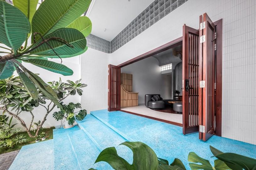 Nhà 270 m2 tại Sóc Trăng đem lại phong cách sống nghỉ dưỡng - Ảnh 2