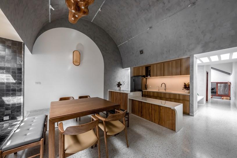 Nhà 270 m2 tại Sóc Trăng đem lại phong cách sống nghỉ dưỡng - Ảnh 3