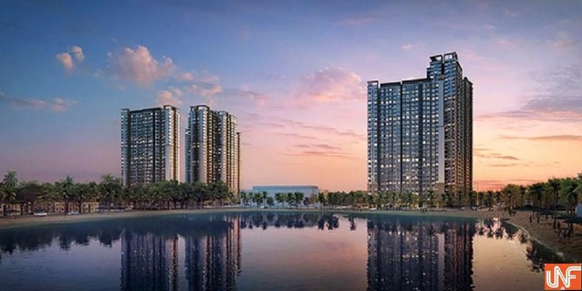 Dự án Masteris Waterfront tại Gia Lâm, Hà Nội