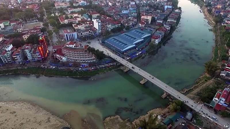 Dự án phát triển đô thị số 10A, phường Sông Hiến, TP Cao Bằng