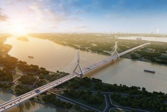 10 cây cầu được xây dựng qua sông Hồng, thị trường BĐS có thể thêm sôi động - Ảnh 1