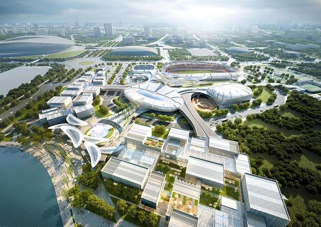 Dự án Saigon Sports City