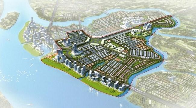Hậu thâu tóm, Nam Long bất ngờ đổi tên dự án gần 10.000 tỷ Dong Nai Waterfront thành dự án Izumi City - Ảnh 1
