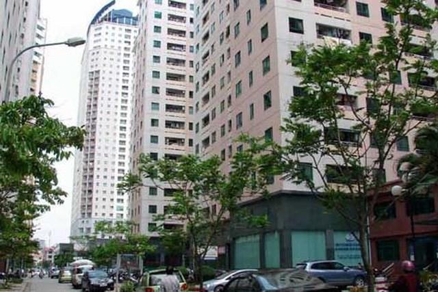 Những lợi ích khi mua chung cư. Nguồn ảnh: Vietnamnet