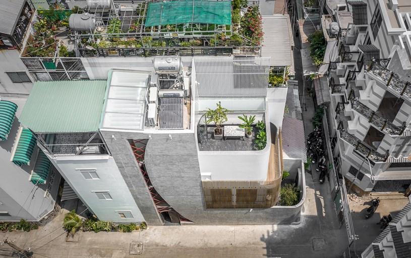 'Ngôi nhà cô đơn' của chàng trai độc thân tại TP HCM - Ảnh 2