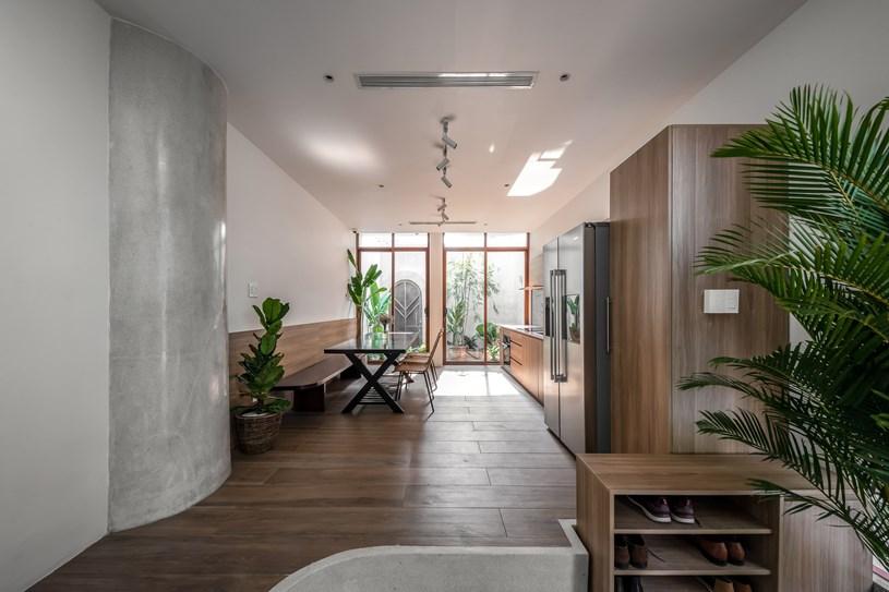 'Ngôi nhà cô đơn' của chàng trai độc thân tại TP HCM - Ảnh 4