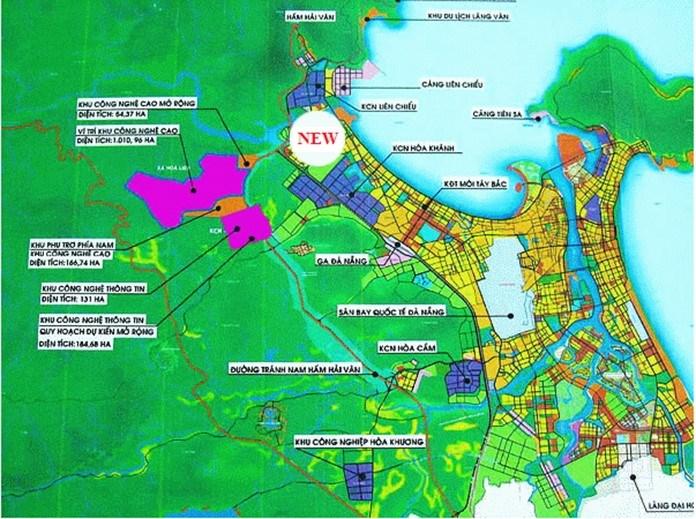 Vingroup, Trung Nam, Trung Thủy đang đầu tư những dự án nghìn tỷ nào tại Đà Nẵng? - Ảnh 1