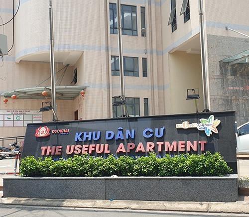 Cư dân chung cư The Useful Apartment (đường Lạc Long Quân, phường 9, quận Tân Bình, TPHCM) cho rằng, các dịch vụ tại chung cư ngày càng xuống cấp nhưng giá dịch vụ đòi tăng là vô lý.