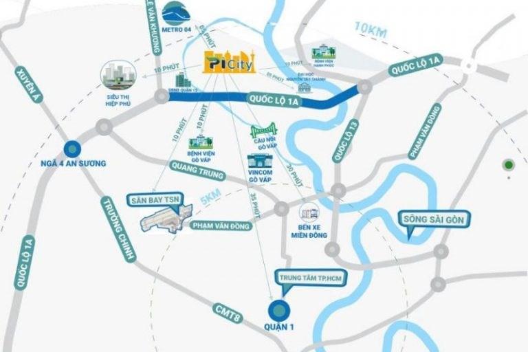 Đánh giá điểm mạnh và điểm yếu của dự án Picity High Park Quận 12 - Ảnh 2