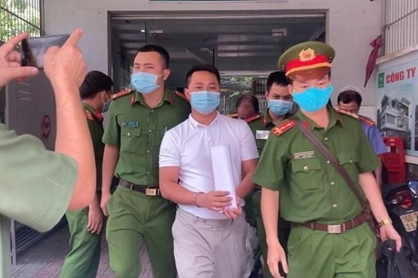 Giám đốc công ty bất động sản nhà đất Đồng Nai bị bắt vào tháng 8/2020.