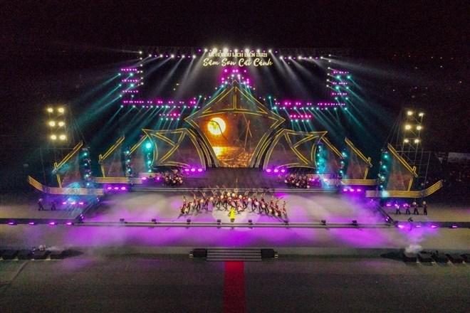 Quảng trường biển Sầm Sơn sẽ là nơi tổ chức các lễ hội sôi động trong tương lai.