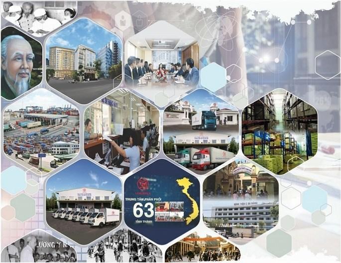 Chính thức khai trương Trung tâm phân phối dược phẩm Vimedimex Đà Nẵng - Ảnh 1