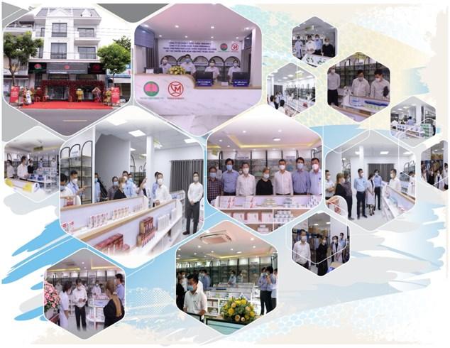 Chính thức khai trương Trung tâm phân phối dược phẩm Vimedimex Đà Nẵng - Ảnh 4