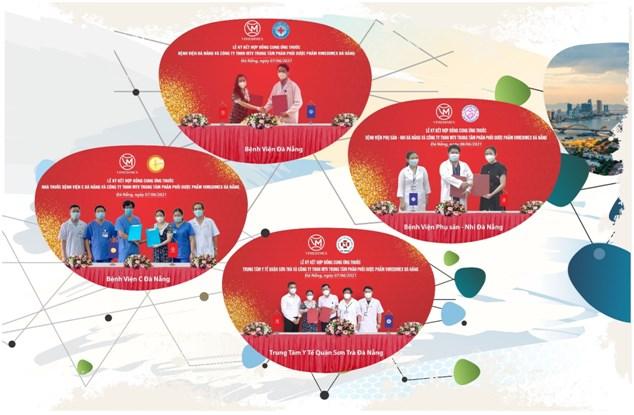 Chính thức khai trương Trung tâm phân phối dược phẩm Vimedimex Đà Nẵng - Ảnh 5