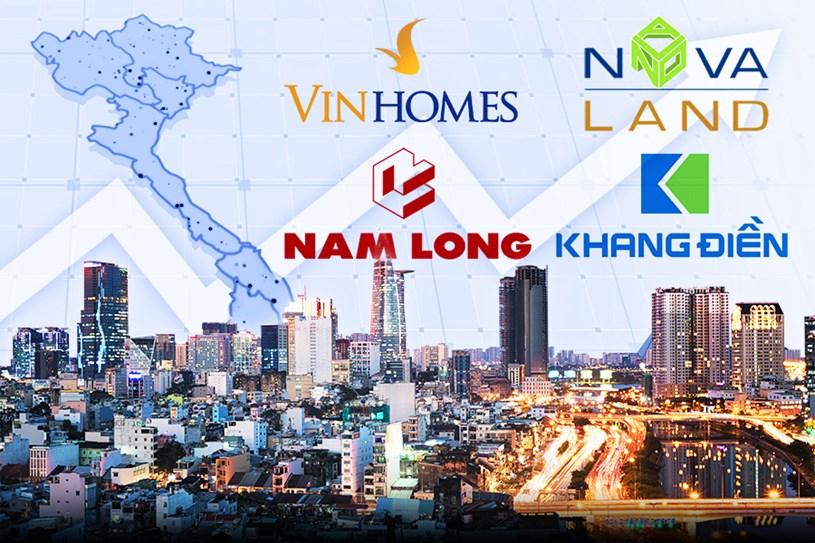 Vinhomes, Novaland, Nam Long, Khang Điền hưởng lợi gì khi giá nhà đất tăng trên diện rộng? - Ảnh 1