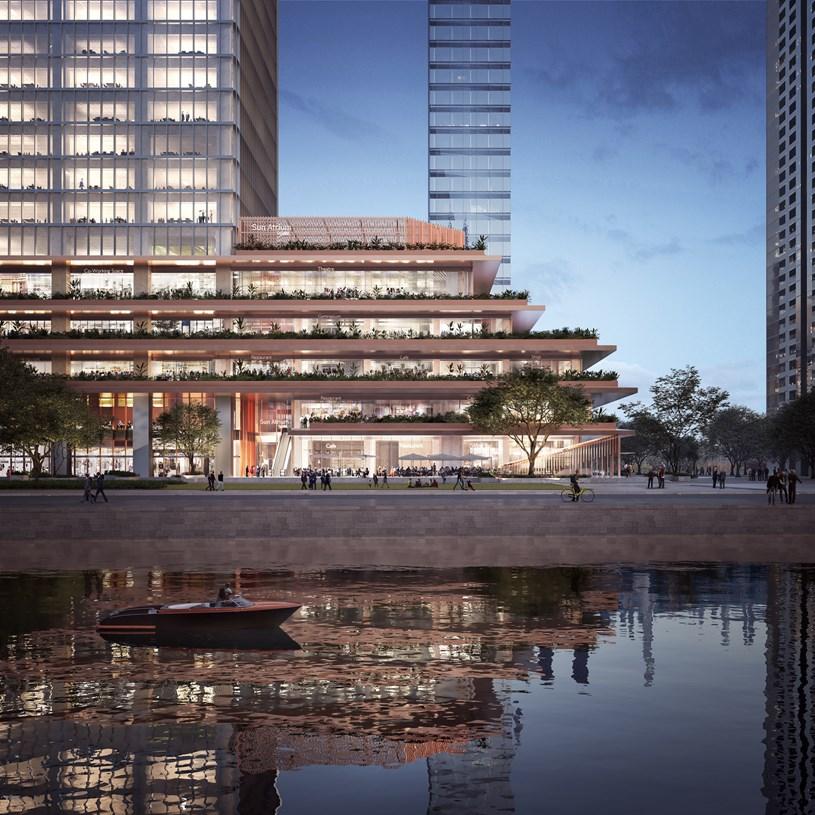Marriott International và Masterise Homes mang thương hiệu bất động sản hàng hiệu đến thị trường Việt Nam