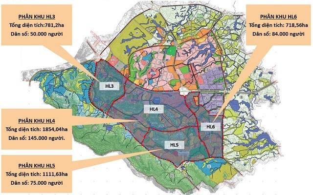Hà Nội khẩn trương lập đồ án quy hoạch phân khu đô thị vệ tinh Hoà Lạc - Ảnh 1