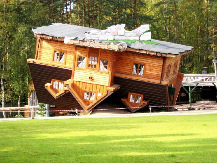 """10 ngôi nhà """"kỳ dị"""" nhất thế giới - Ảnh 3"""