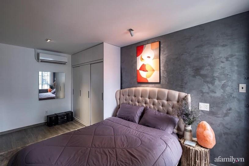 Không gian được thiết kế đơn giản, ấn tượng với màu sắc hiện đại, nội thất tiện ích.