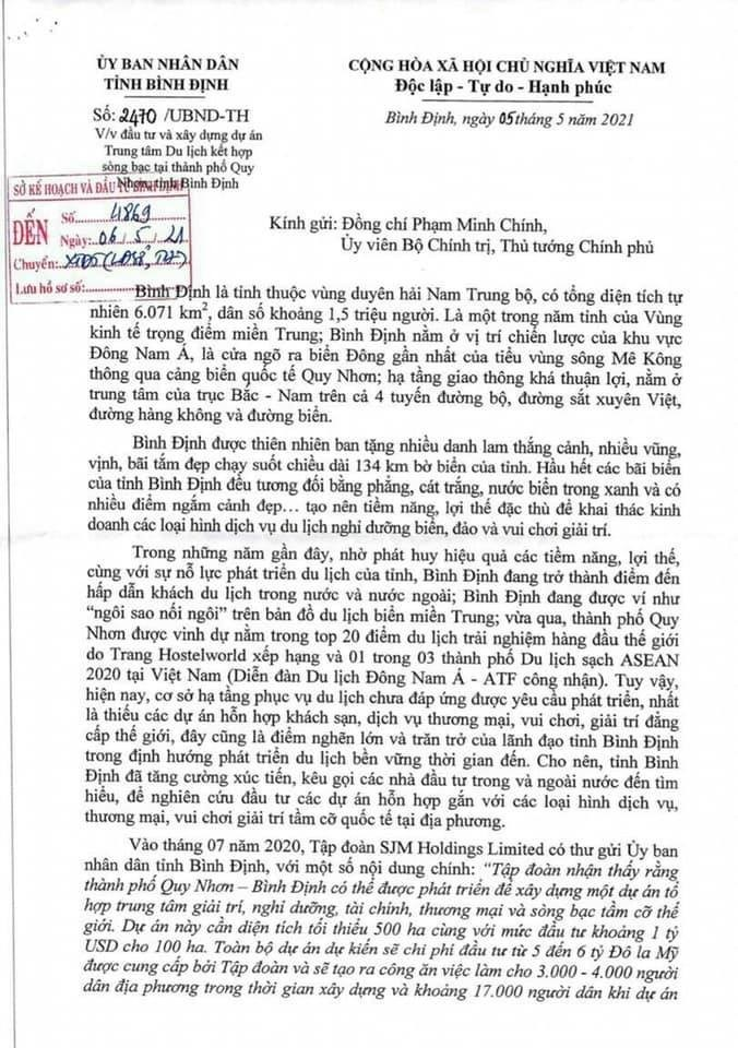 SJM Holdings - 'ông trùm' casino của Macau muốn đầu tư dự án casino 6 tỷ đô vào Hải Giang Merry Land của Tập đoàn Hưng Thịnh? - Ảnh 1