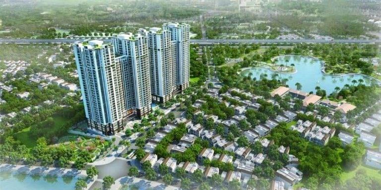 Phối cảnh dự án Dự án Five Star Hà Đông