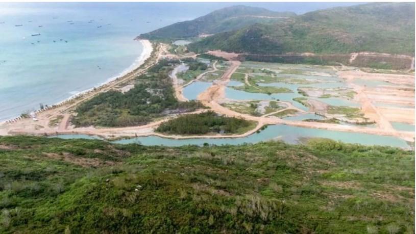 Cận cảnh Khu du lịch Hải Giang Mery Land - dự án 'ông trùm' casino của Macau muốn đầu tư dự án casino 6 tỷ đô - Ảnh 7