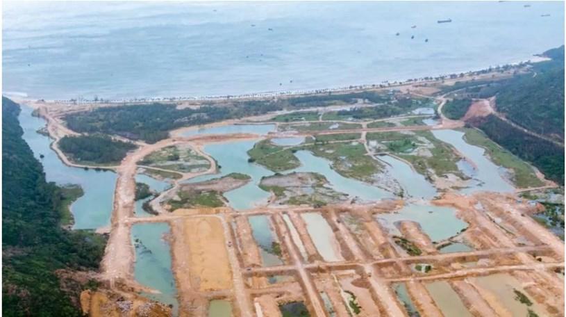 Cận cảnh Khu du lịch Hải Giang Mery Land - dự án 'ông trùm' casino của Macau muốn đầu tư dự án casino 6 tỷ đô - Ảnh 8