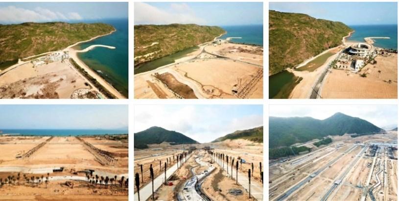 Cận cảnh Khu du lịch Hải Giang Mery Land - dự án 'ông trùm' casino của Macau muốn đầu tư dự án casino 6 tỷ đô - Ảnh 15