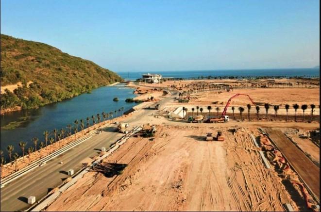 Cận cảnh Khu du lịch Hải Giang Mery Land - dự án 'ông trùm' casino của Macau muốn đầu tư dự án casino 6 tỷ đô - Ảnh 14