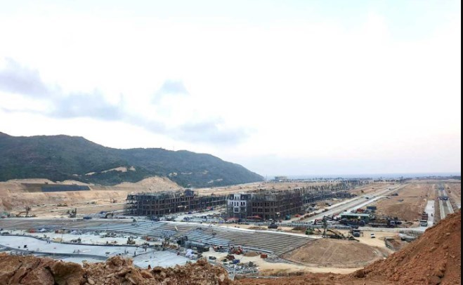 Cận cảnh Khu du lịch Hải Giang Mery Land - dự án 'ông trùm' casino của Macau muốn đầu tư dự án casino 6 tỷ đô - Ảnh 13
