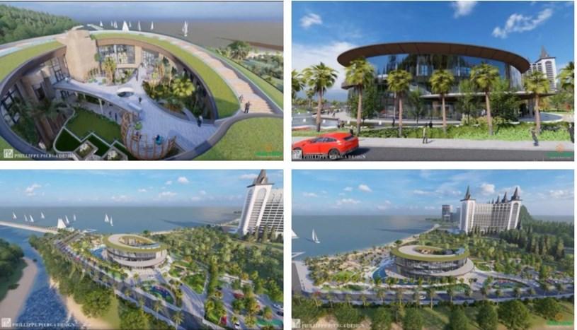 Cận cảnh Khu du lịch Hải Giang Mery Land - dự án 'ông trùm' casino của Macau muốn đầu tư dự án casino 6 tỷ đô - Ảnh 10