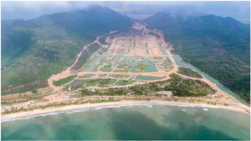Cận cảnh Khu du lịch Hải Giang Mery Land - dự án 'ông trùm' casino của Macau muốn đầu tư dự án casino 6 tỷ đô - Ảnh 3