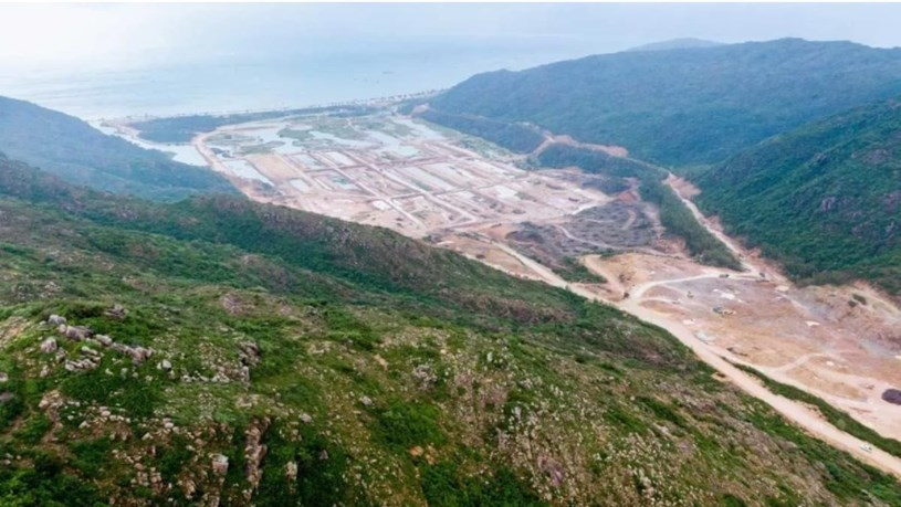 Cận cảnh Khu du lịch Hải Giang Mery Land - dự án 'ông trùm' casino của Macau muốn đầu tư dự án casino 6 tỷ đô - Ảnh 5