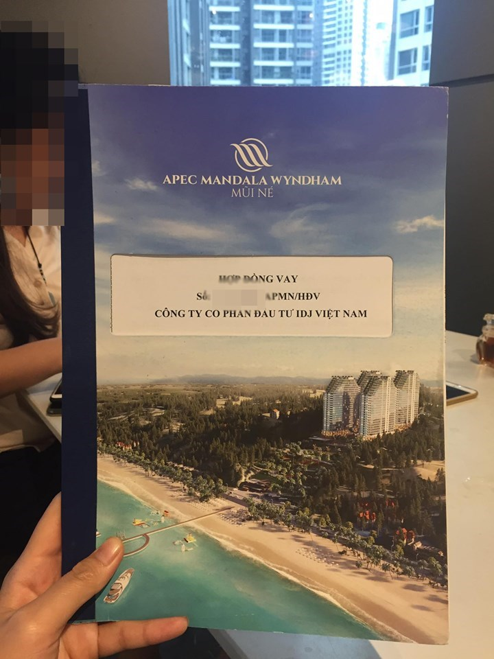 Nghỉ dưỡng sức khỏe Apec Mandala Wyndham Mũi Né: Nhà đầu tư 'khóc ròng' cầu cứu báo chí - Ảnh 2