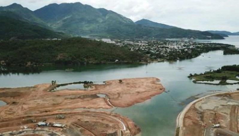 Trung Nam Land xây dựng dự án Khu đô thị sinh thái Golden Hills City không phép - Ảnh 2