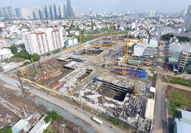 Nhiều dự án nhà ở sơ cấp tại các tỉnh thành phía Nam đang chờ thị trường kết thúc đợt giãn cách kéo dài để tiến hành mở bán chính thức.
