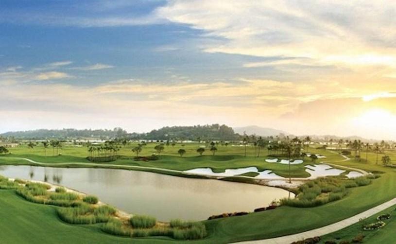 Một dự án sân golf của Tập đoàn BRG. Nguồn: golfviet