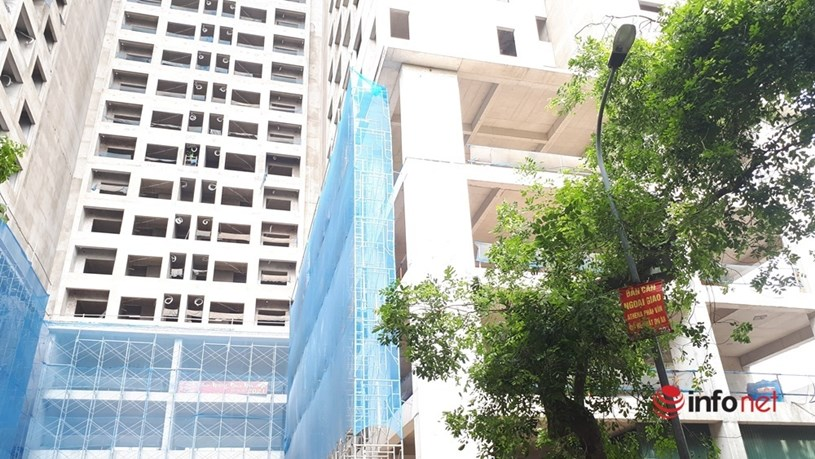 Chủ đầu tư Athena Complex Pháp Vân bán 'chui' hàng trăm căn hộ giữa Thủ đô, người mua nhà kêu cứu - Ảnh 1